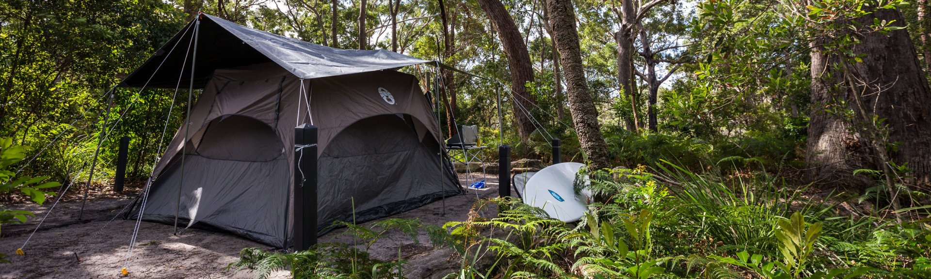 Camping | Booderee National Park