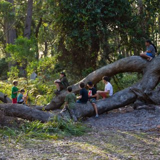 For schools at Booderee National Park