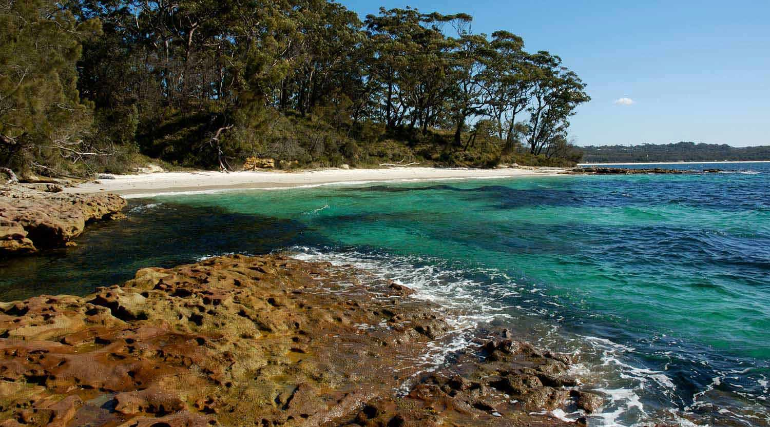 Beautiful Bristol Point, Booderee National Park