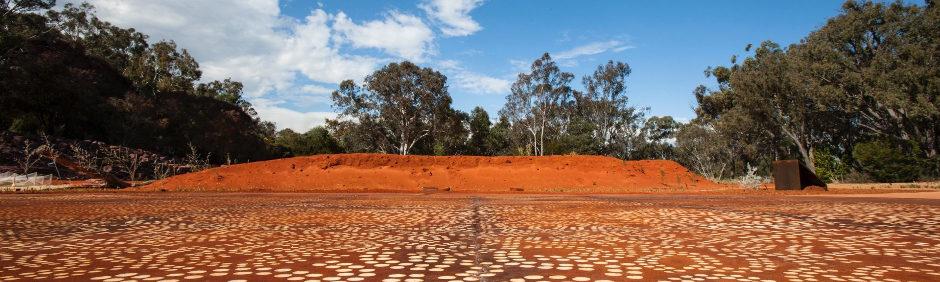 The Red Centre Garden