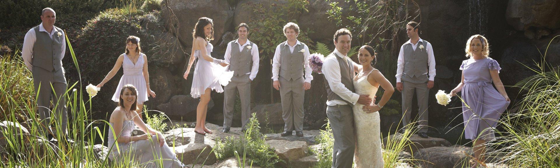 Venues And Weddings Australian National Botanic Gardens