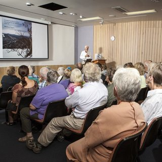 Thursday talks, Australian National Botanic Gardens