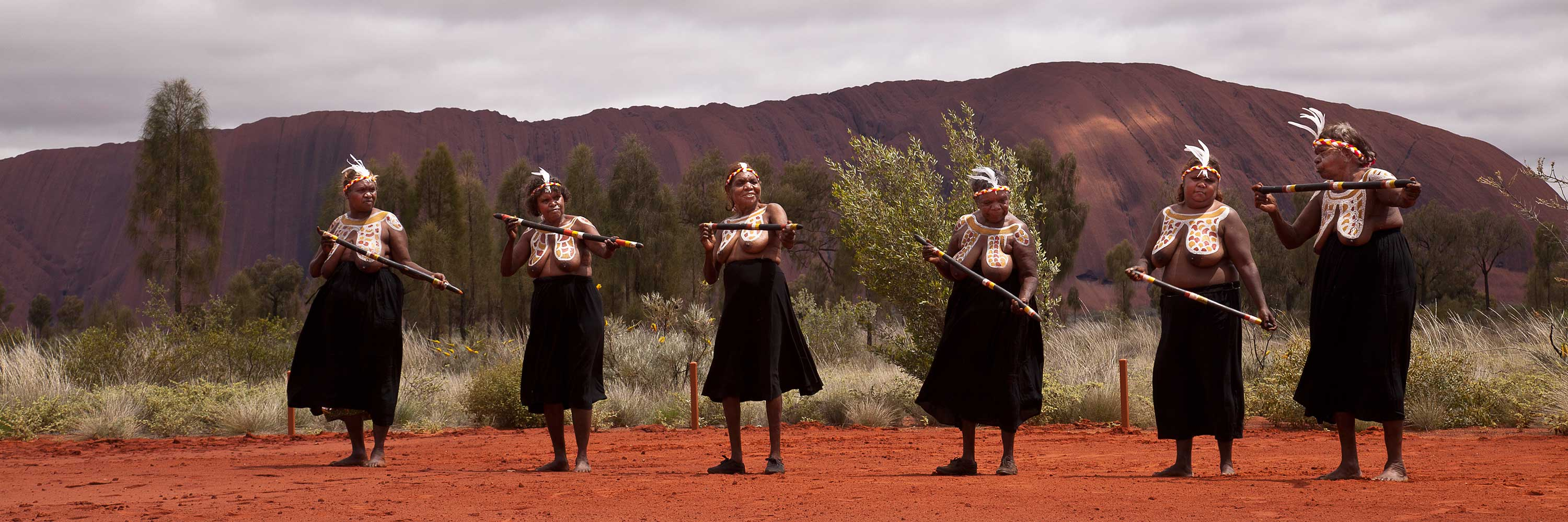 Traditional dances, Uluru-Kata Tjuta National Park