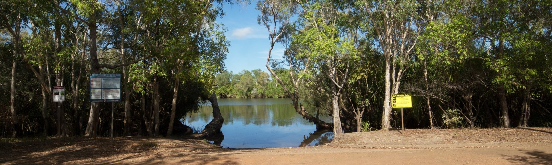 Jim Jim Billabong Campground. Photo by Parks Australia.