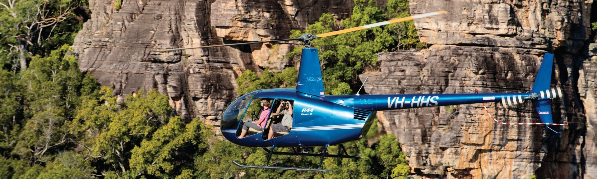 Scenic flight over Kakadu. Photo by Tourism NT.
