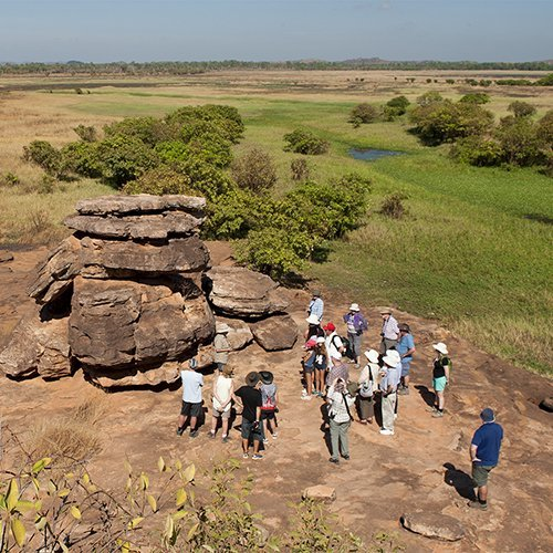 Arnhemlander Kakadu Cultural Tours. Photo by David Haigh.