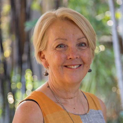 Sally Barnes, Director of National Parks.