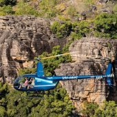 Scenic flight over Kakadu. Photo: Tourism NT