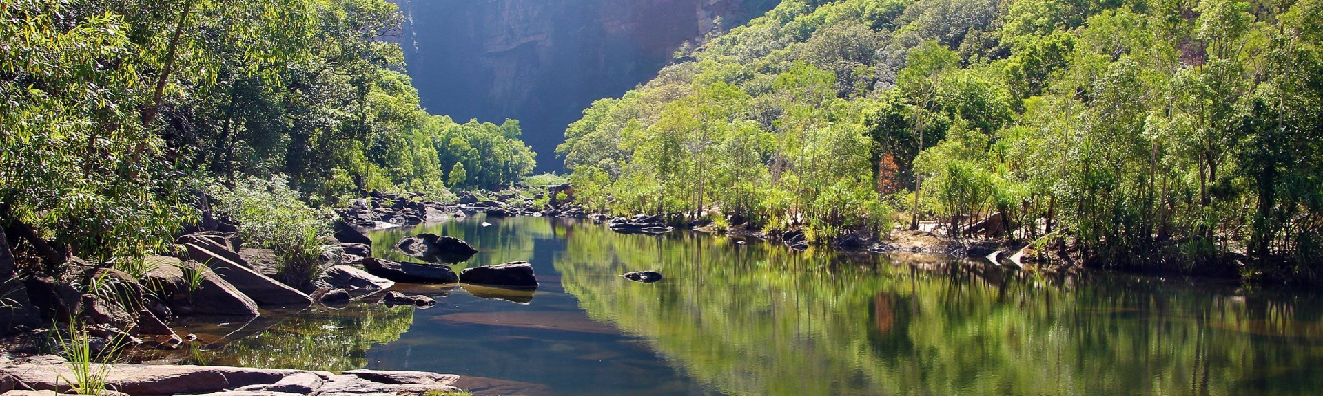 Kakadu river landscape. Photo by G Adventures and Leah Griffin.