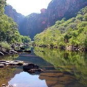 Kakadu river landscape. Photo: G Adventures and Leah Griffin