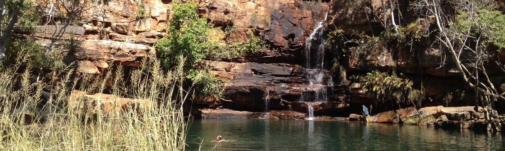 Kakadu landscape. Photo: Heritage Safari 4WD Tours