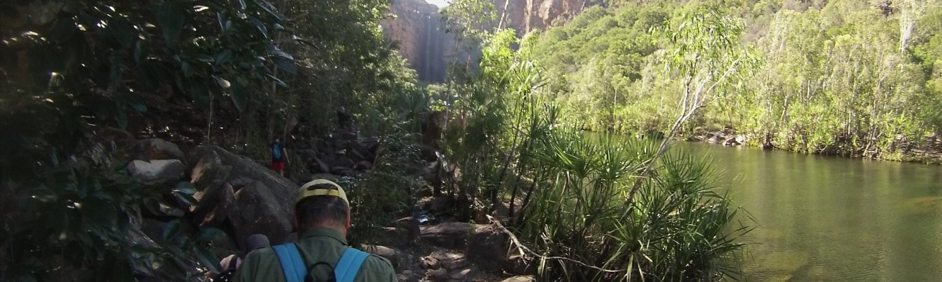 Jim Jim Falls. Photo: Kakadu 4WD Safaris