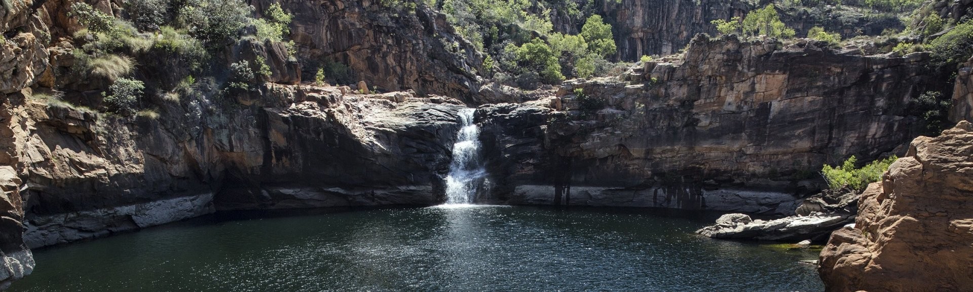 Koolpin Gorge. Photo: Lords Kakadu and Arnhemland Safaris
