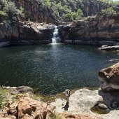 Koolpin Gorge. Photo: Lords Kakadu and Arnhem Land Safaris