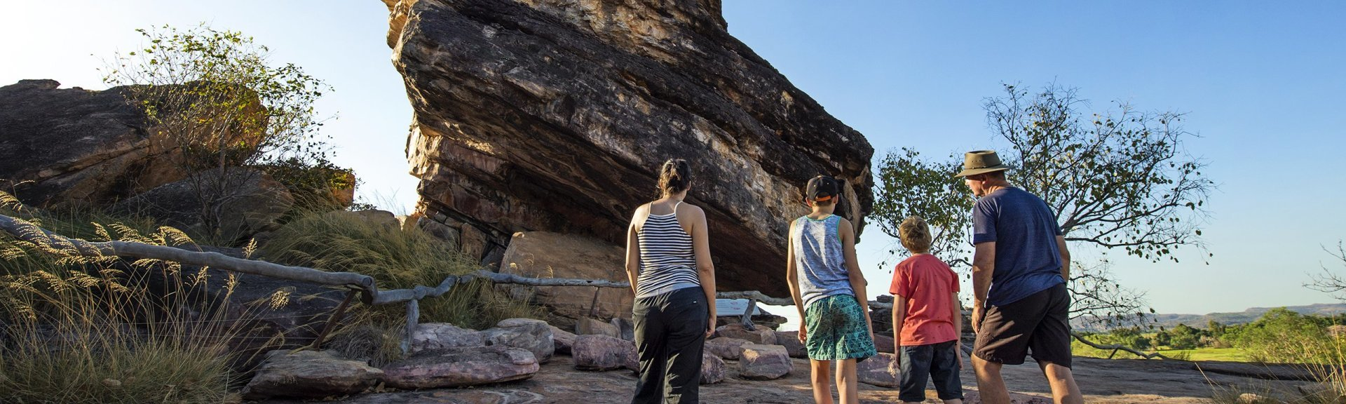 Ubirr rock art. Photo: Shaana McNaught