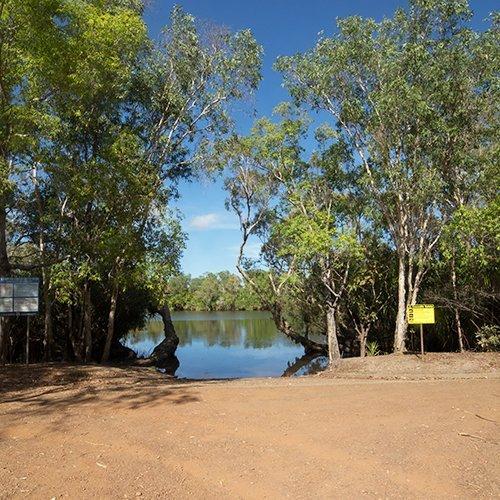 Jim Jim Billabong Campground   Kakadu National Park