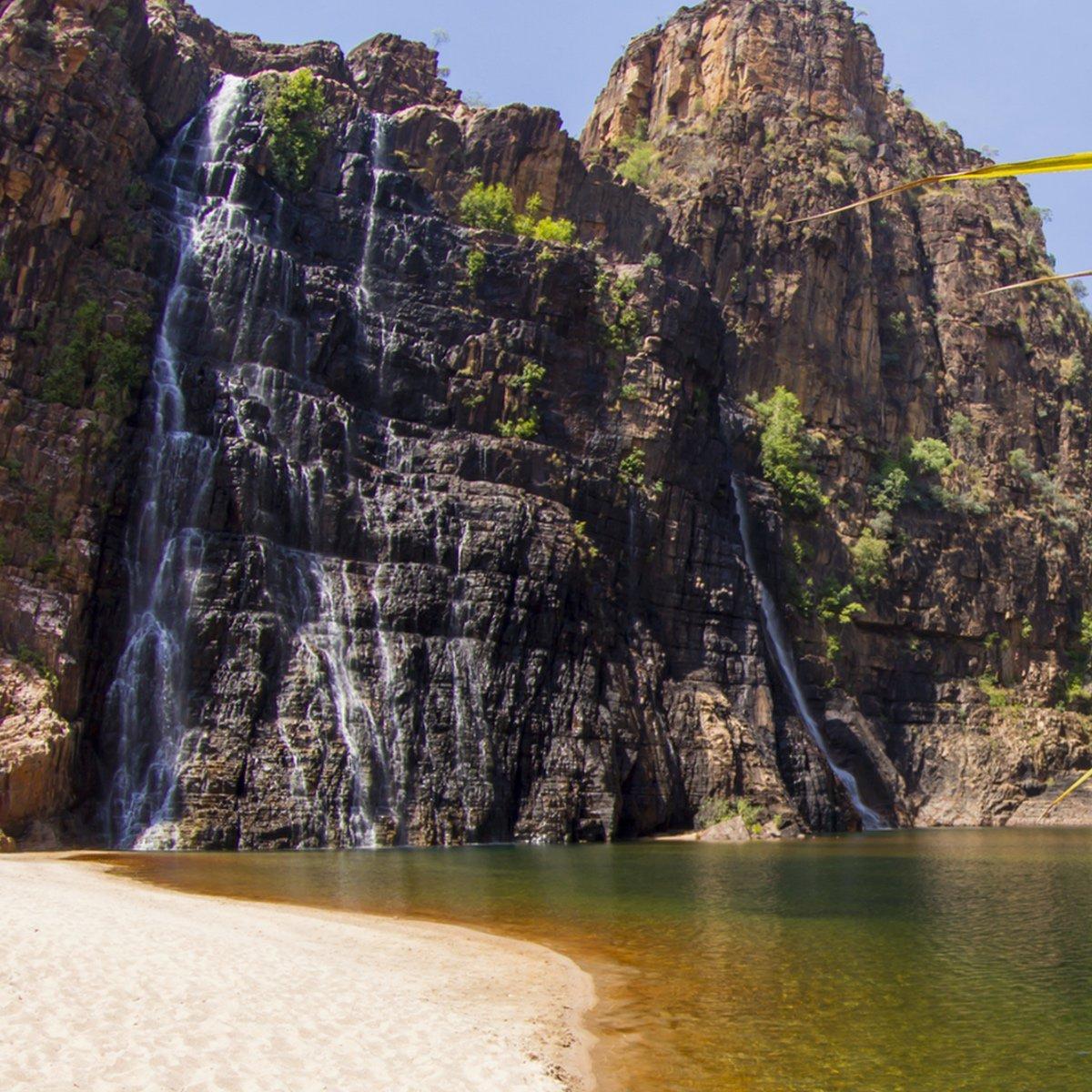 Twin Falls Gorge Kakadu National Park