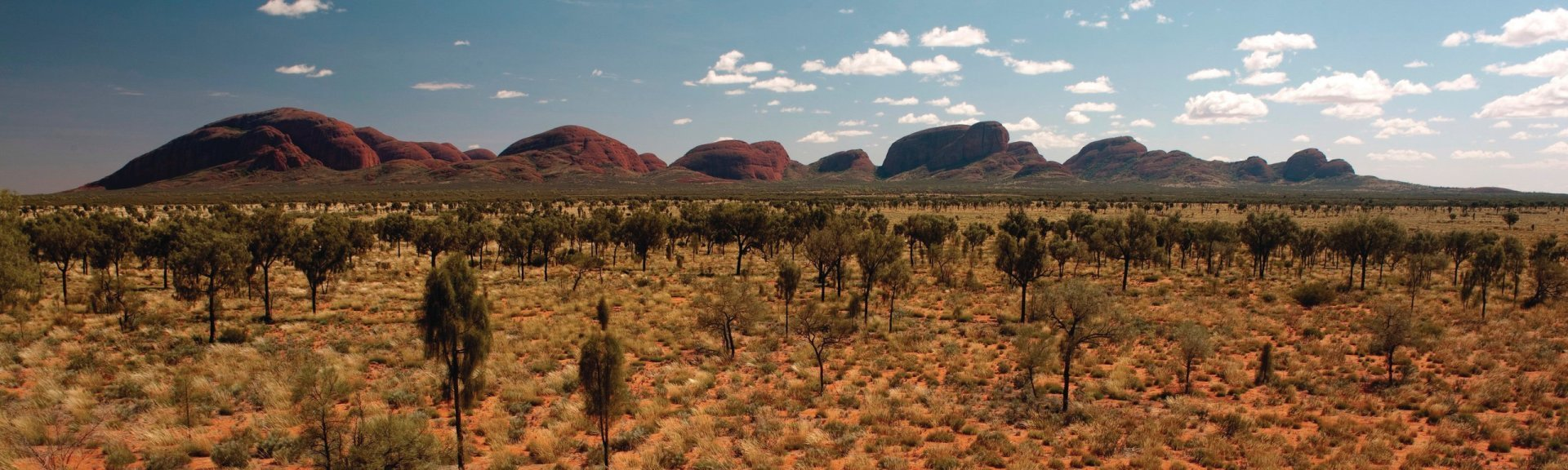 Kata Tjuta. Photo: Tourism Australia