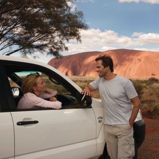 A car is the most convenient way to get around. Photo: Tourism Australia