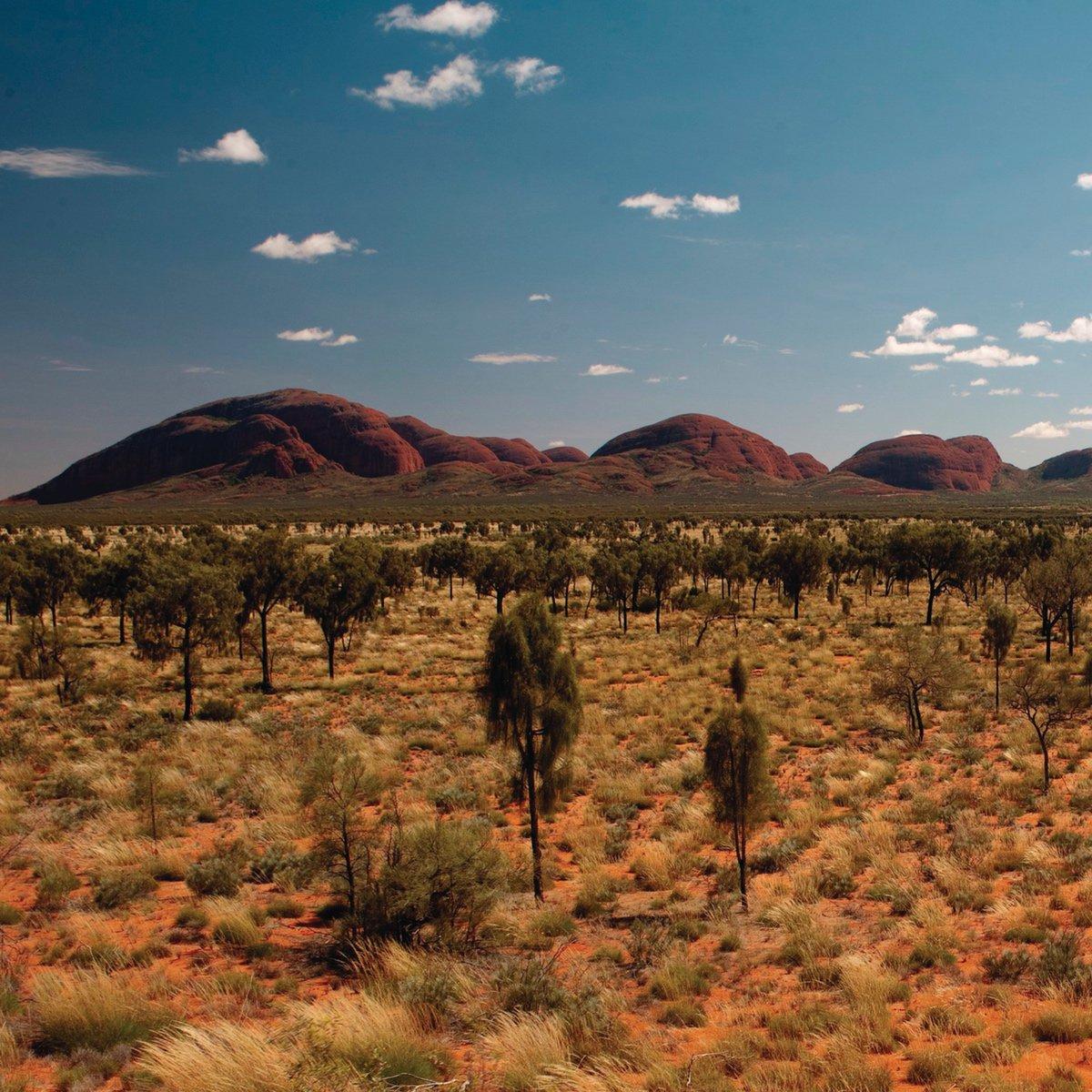 Kata Tjuta Uluru Kata Tjuta National Park